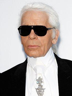 Happy 1st Uranian Birthday Karl Lagerfeld!  Remessage
