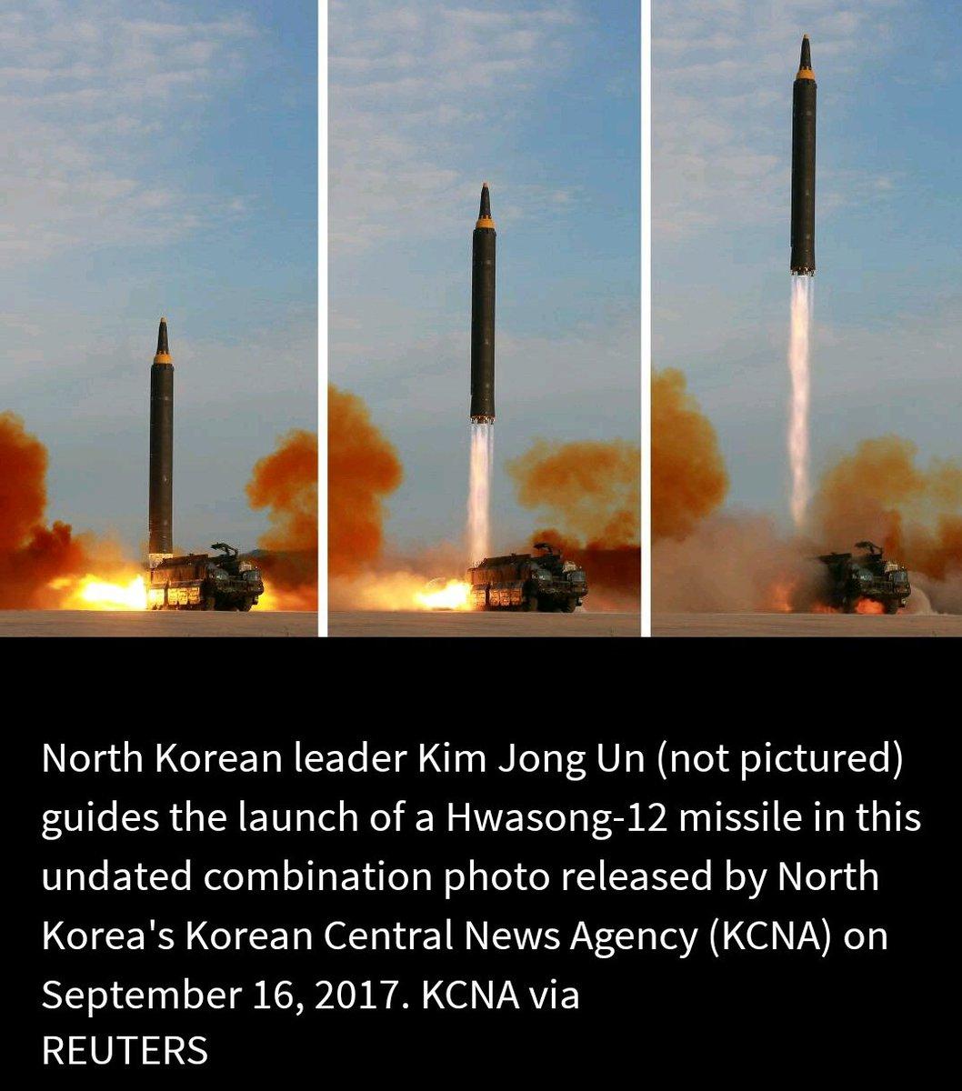 &quot;#NorthKorea says seeking military &#39;equilibrium&#39; with U.S.&quot; - #NorthKoreaNukes   http://www. reuters.com/article/us-nor thkorea-missiles/north-korea-says-seeking-military-equilibrium-with-u-s-idUSKCN1BP35B &nbsp; … <br>http://pic.twitter.com/aGbkIP58Oq