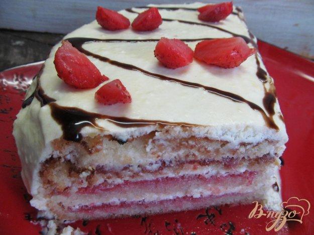 Рецепт с фото торт муравейник
