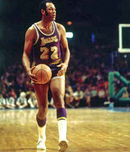 Happy Birthday to a true NBA legend, Elgin Baylor. The Godfather of Hang Time.