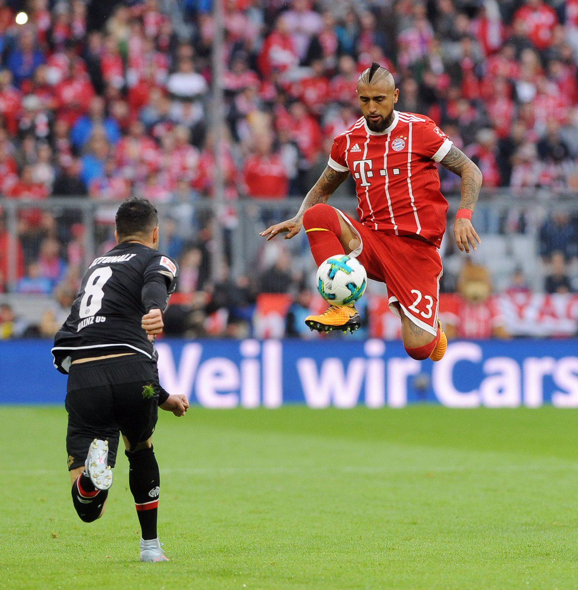 Bayern Munich vs Mainz 05 Highlights