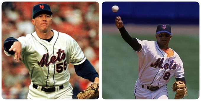 Happy Birthday wishes to former Orel Hershiser (59) and Desi Relaford (44).