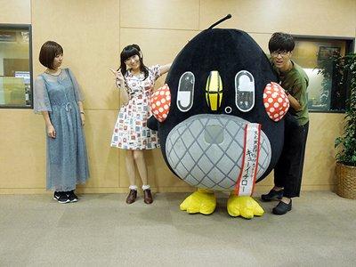 地下でこむちゃ聴いてたキュー( 9θ6 )♪ こむちゃに出る前にまさか!櫻井さん、井口さん、そして今…