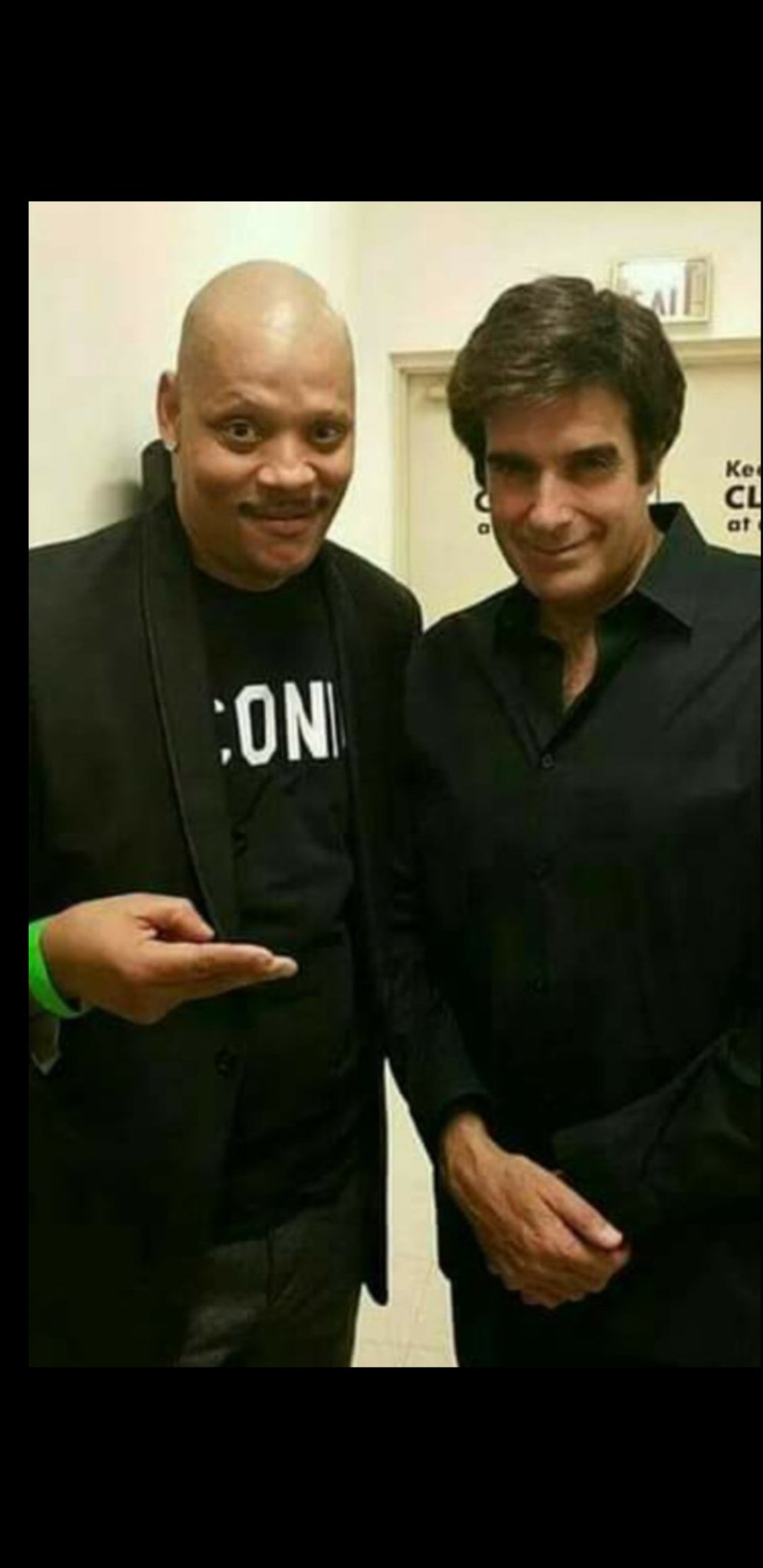 Happy birthday to my favorite Magician the Legend himself David Copperfield