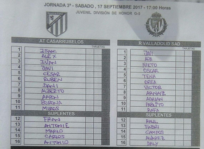 Real Valladolid Juvenil A - Temporada 2017/18 - División de Honor  - Página 3 DJ2sL_aX0AAeCGo