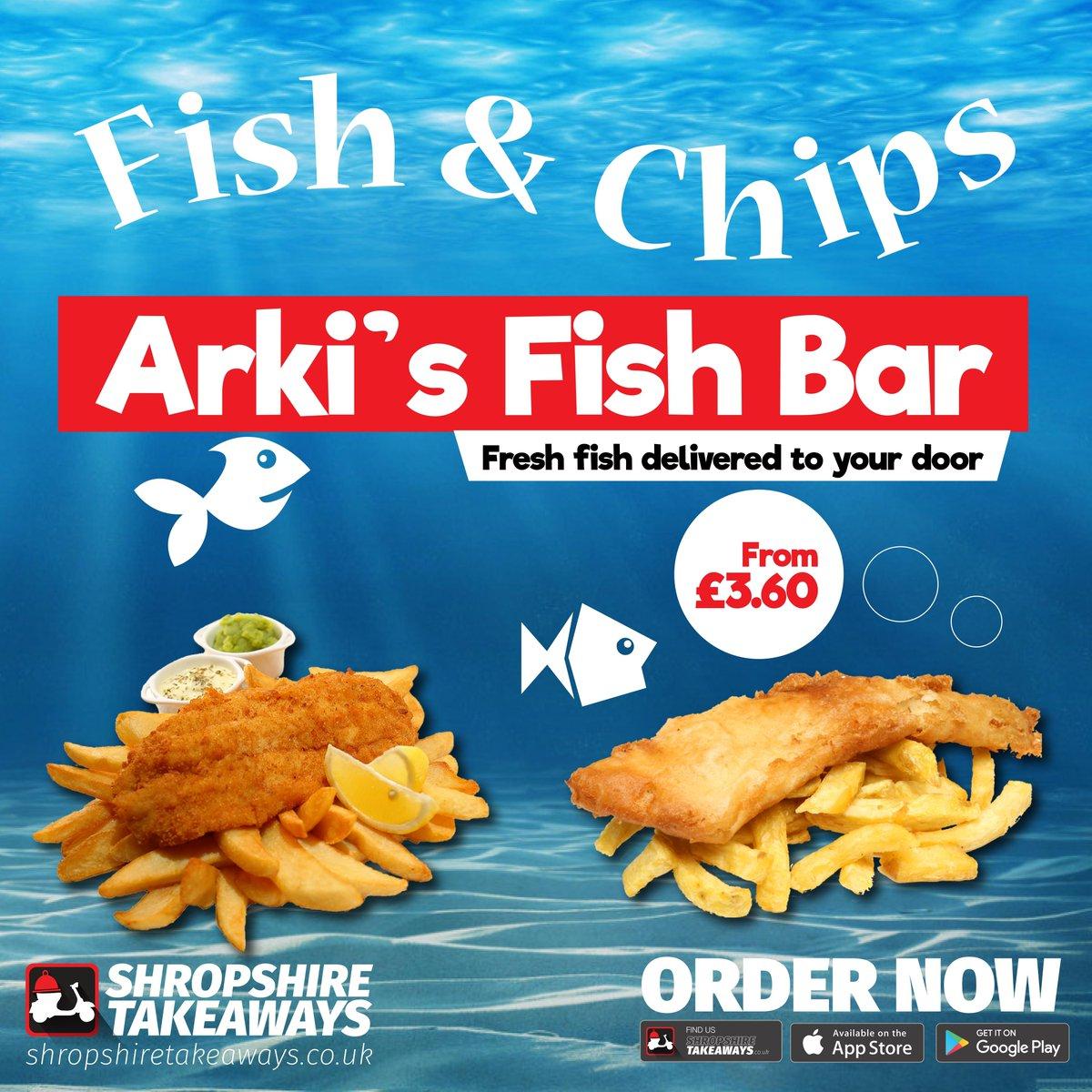 Shropshire fish dating