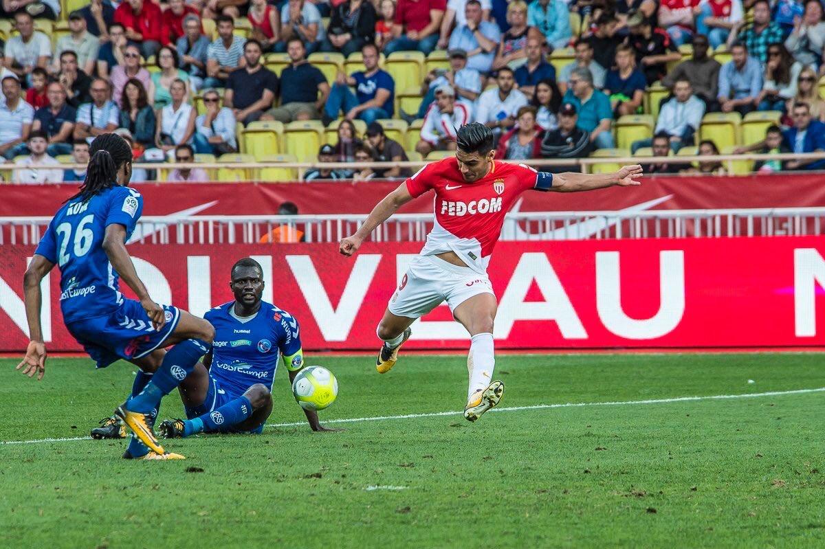 Video: Monaco vs Strasbourg