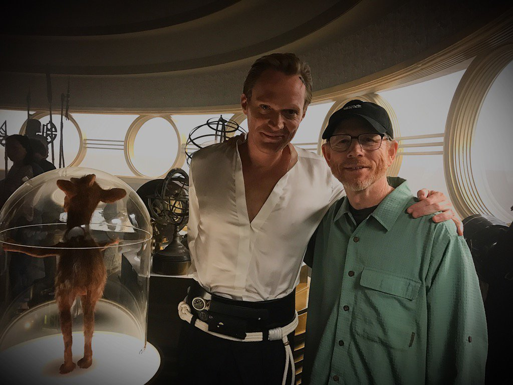 Paul Bettany Wraps Work On 'Star Wars' Han Solo Film