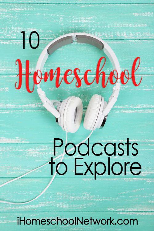 10 #Homeschool Podcasts to Explore - iHomeschool Network https://t.co/UMAiufh54Y #ihsnet https://t.co/dVxNrs4P1W