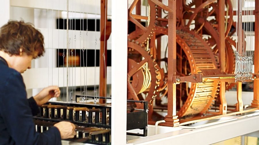 test Twitter Media - RT @openculture: Watch a Musician Improvise on a 500-Year-Old Music Instrument, The Carillon https://t.co/3z1knMjQ4M https://t.co/HKniOS66Nj