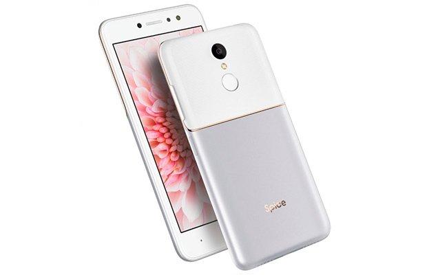 Бюджетный смартфон на 4 андроиде