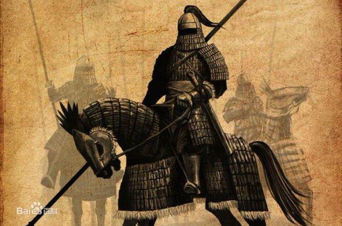 """【鉄浮屠】 金朝において運用された上位の重装騎兵 顔まで覆う全身鎧に身を固めた精鋭集団で、戦場では正面突撃を担当し、状況次第で下馬して重装歩兵としても戦った。史書ではしばしば""""常勝軍""""として言及され、宋との数々の戦いで猛威を振るった"""