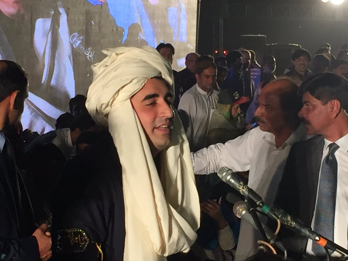 Nawaz Sharif left behind 'army' of inefficient people after disqualification: Bilawal