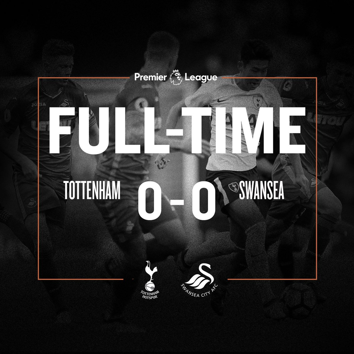 RT @SwansOfficial: A hard-earned point and a clean sheet. 💪  #TOTSWA https://t.co/39Wll6OOZO