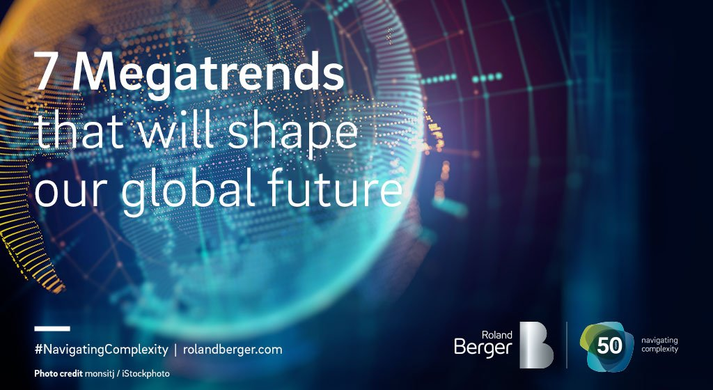 Learn more about the 7 #Megatrends that will shape our global future:  http:// rb.digital/2sWII9O  &nbsp;  <br>http://pic.twitter.com/09FUqWhag9