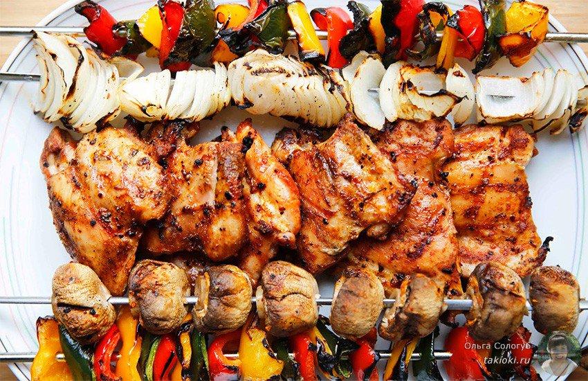 Рецепты шашлыка из свинины армянский