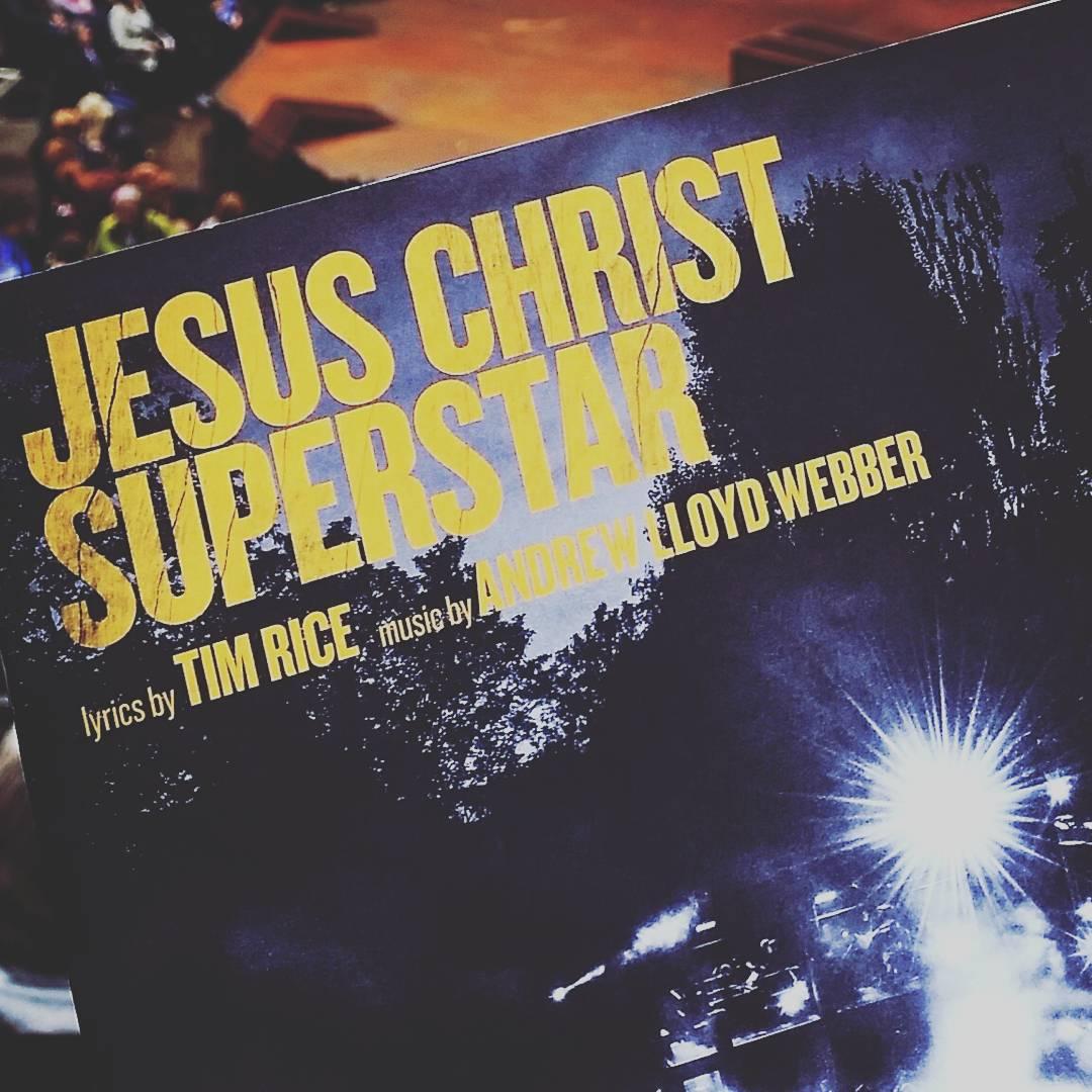&#39; You&#39;re a fool, Jesus Christ. How can I help you?&#39;  @openairtheatre #oat17 #OATSuperstar #jesuschristsuperstar<br>http://pic.twitter.com/3fzSpx1GTh
