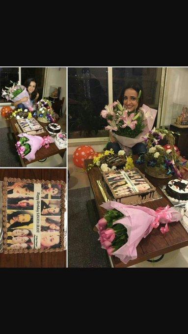 Happy Birthday Sanaya Irani my dear!!!