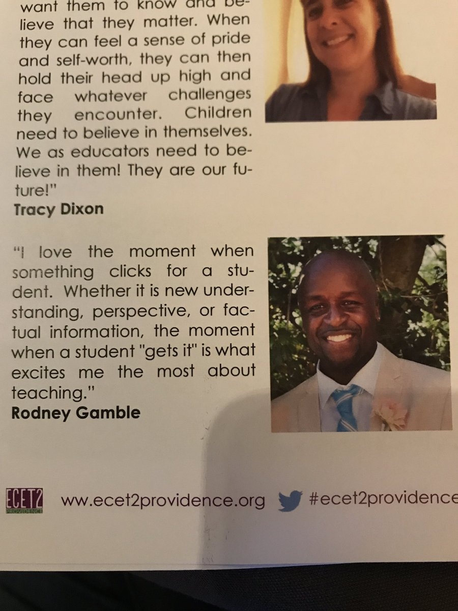 Every Kid Needs A Champion with Rodney Gamble was a great experience. #microlab #risetothechallenge #ecet2providence @ecet2Providence<br>http://pic.twitter.com/TBMP92HO9o
