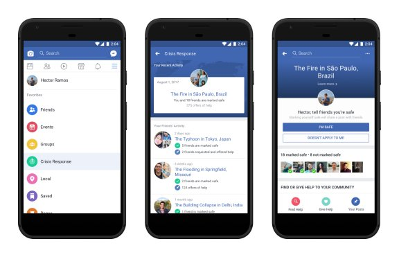 [ #gescrise #socialmedia ] Facebook centralizes its crisis response tools in a new hub called Crisis Response  http:// ow.ly/D8Ct30fcXgS  &nbsp;  <br>http://pic.twitter.com/2TH3jTQnuY