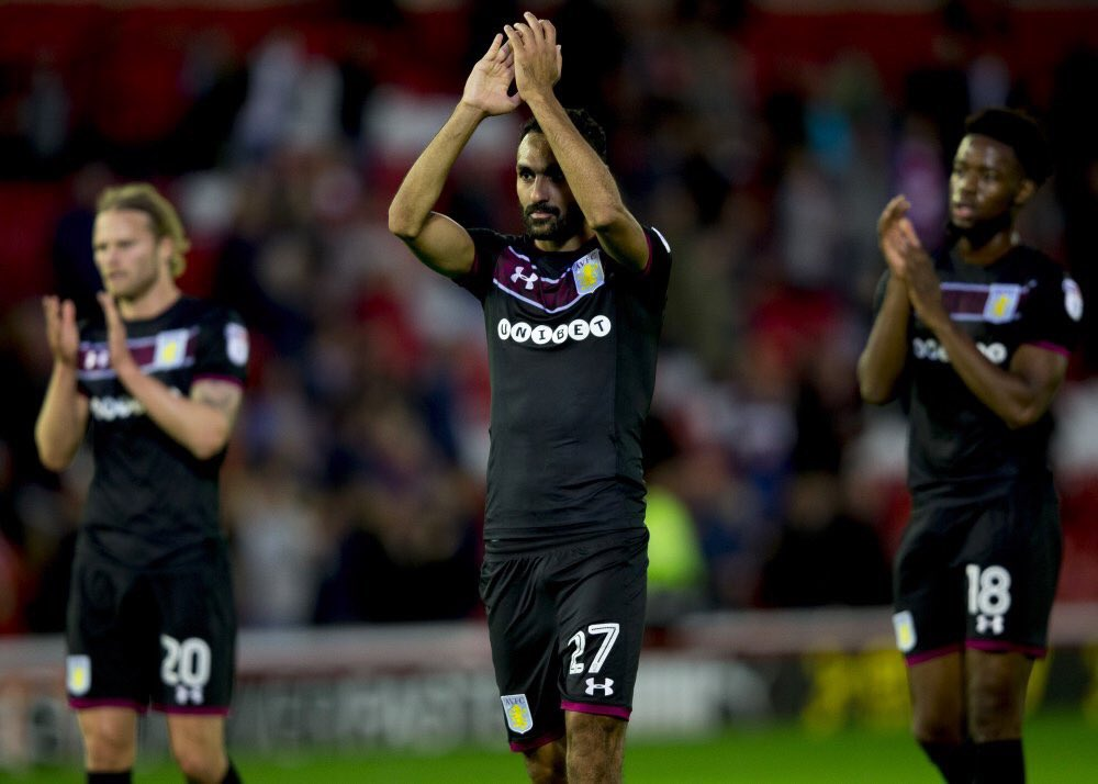 Great result away from home, Congrats to Albert and Keinan for the goals. Thanks to all the fans safe journey back #AVFC <br>http://pic.twitter.com/arISgGbGvw