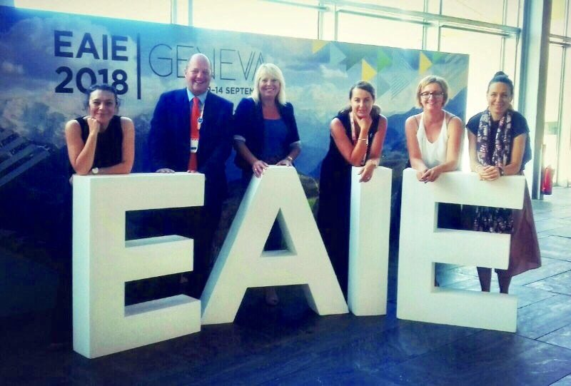 #EAIE2017 #Sevilla a total success for #BusinessEducation Committee.See you in #Geneva #EAIE2018 @FHNWbusiness @TheEAIE #WeAreInternational<br>http://pic.twitter.com/bjBphxv7Uo