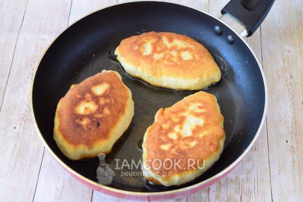 Рецепт выпечка слоеное тесто
