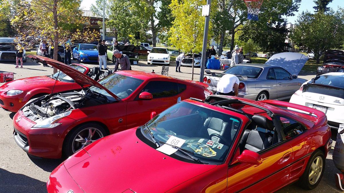 Beulah Alliance Church Car Show
