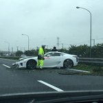 東北道上り久喜白岡IC過ぎたとこで事故渋滞中 pic.twitter.com/gKl2rFcHa9