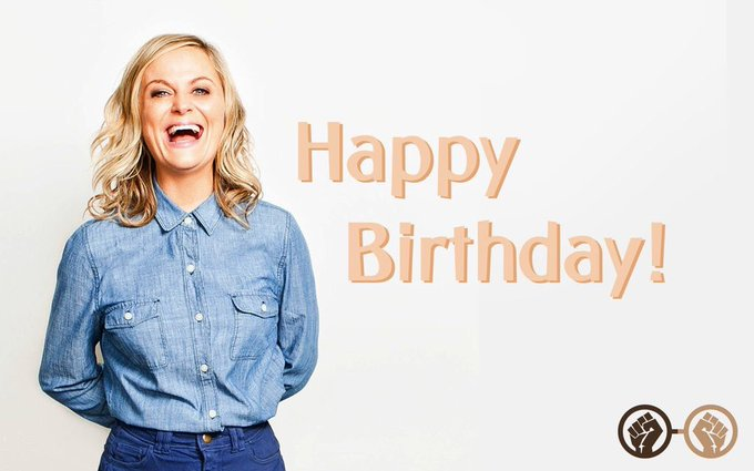Happy birthday, Amy Poehler! The Pawnee Legend turns 46 today!