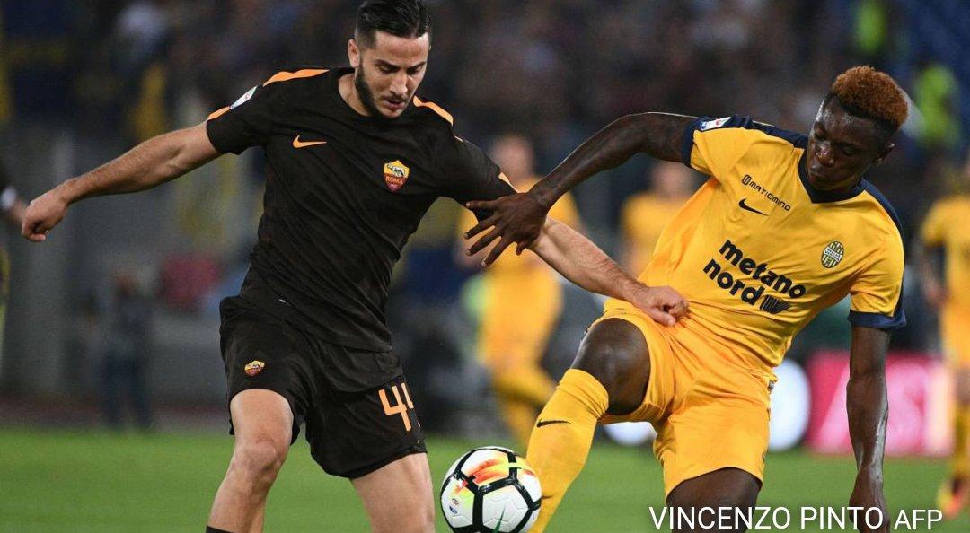 Video: AS Roma vs Hellas Verona