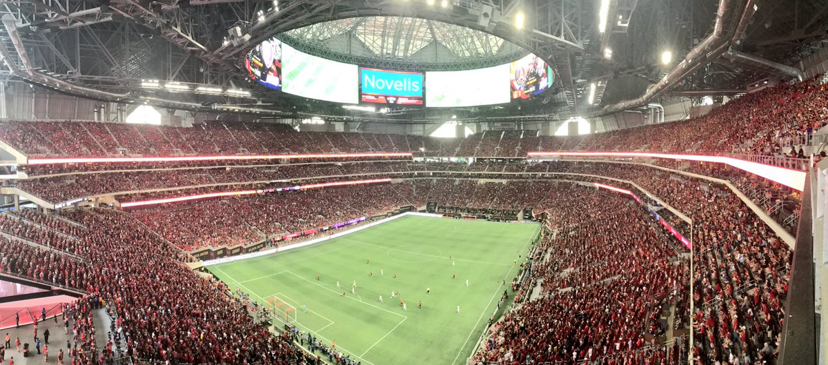 70,425 strong. #ATLvORL