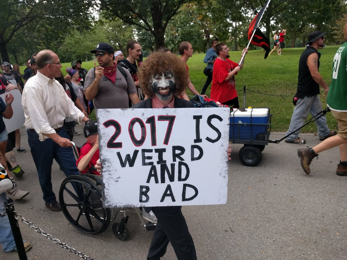 Final image from the Juggalo march https://t.co/1RCdprRaMM