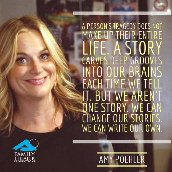 Happy Sept. 16 birthday to the multitalented Amy Poehler ...