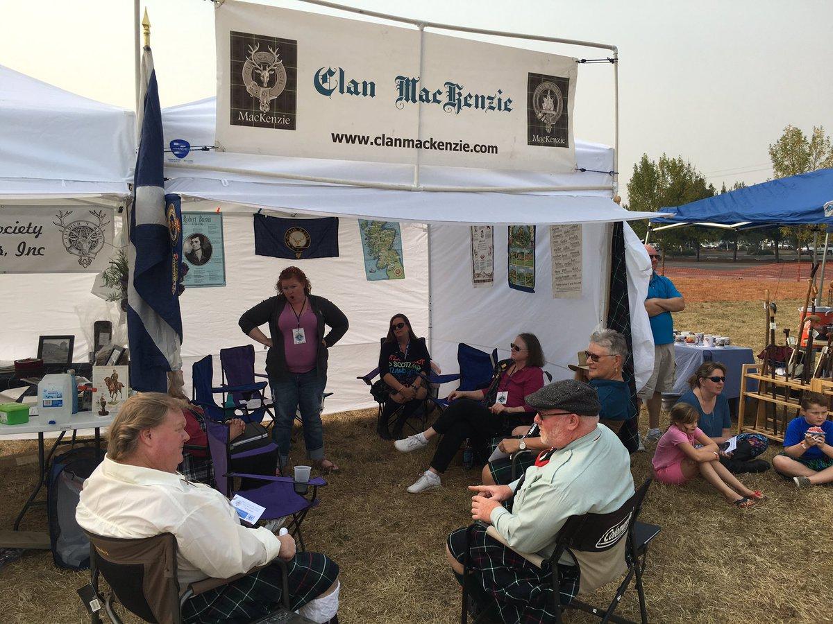 Clan mackenzie society