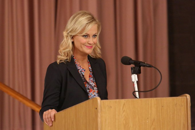 Happy Birthday to the one and only Amy Poehler!!!