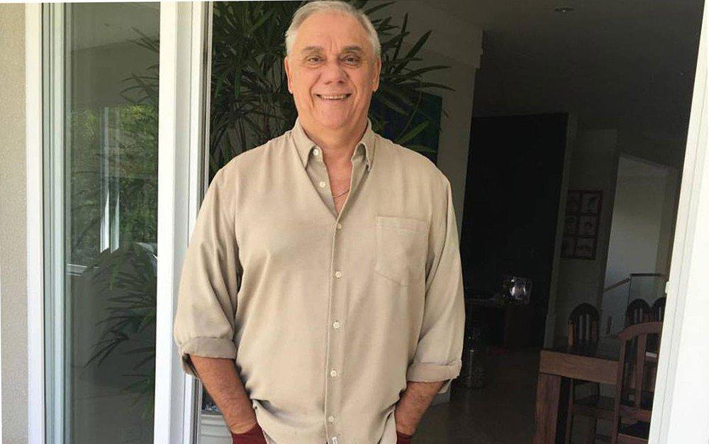 Morre aos 65 anos o jornalista Marcelo Rezende https://t.co/br9hyKVwzu #G1