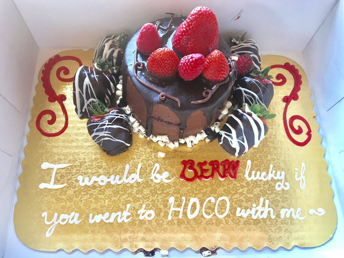 Hannah On Twitter Berry Excited For Hoco