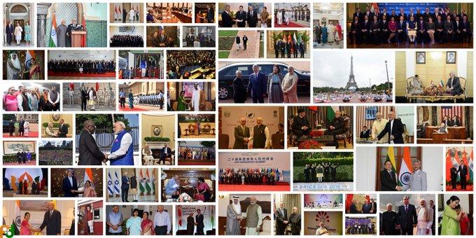 Happy BirthdayNarendra Modi:
