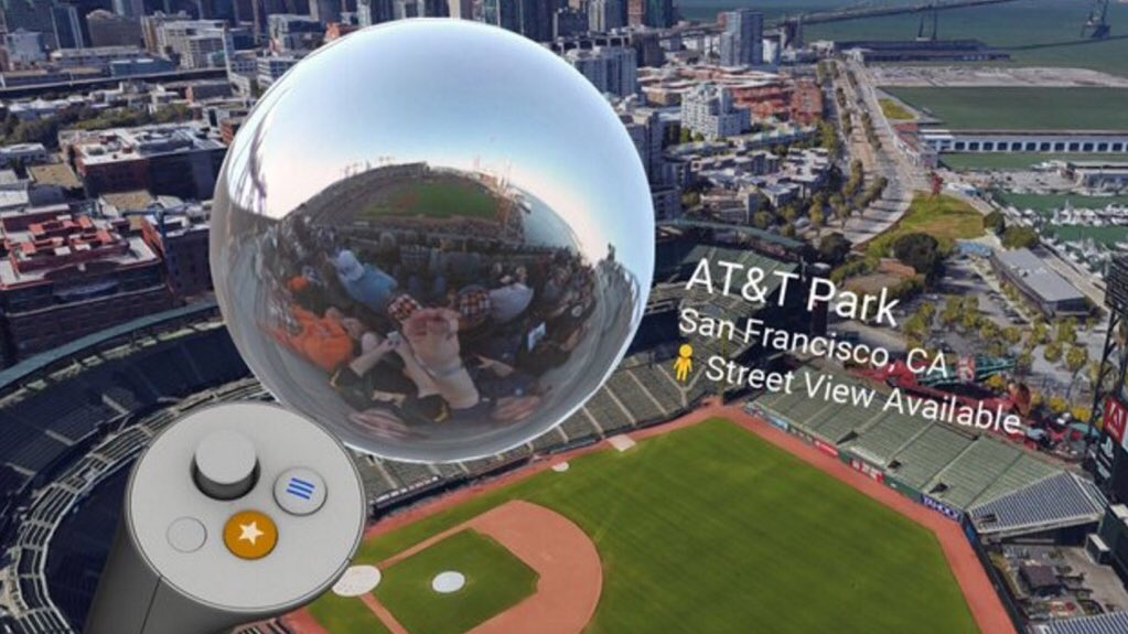 Google Earth VR now takes you down to Street View level  https://www. digitaltrends.com/virtual-realit y/google-earth-vr-street-view/ &nbsp; …  #GoogleEarth #VirtualReality #Google #innovation #StreetView <br>http://pic.twitter.com/7ff3uoNdue