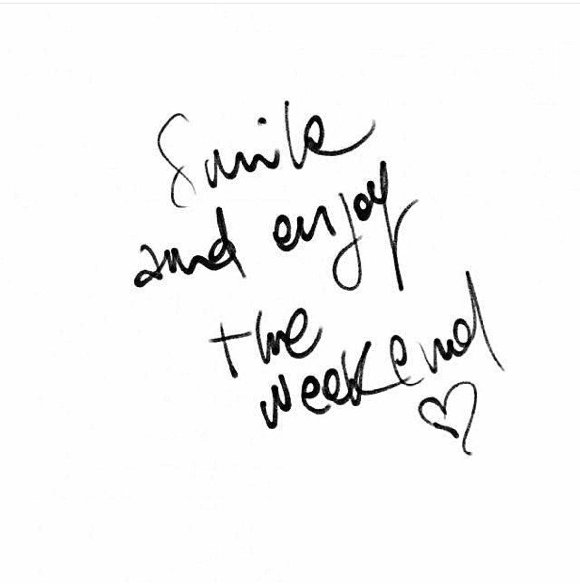Smile It's The Weekend! #quotes #entrepreneur #inspire #motivation #positivevibes #grind #hustle #goaldigger #zen #goals #weekendvibes<br>http://pic.twitter.com/DIaa45cec0