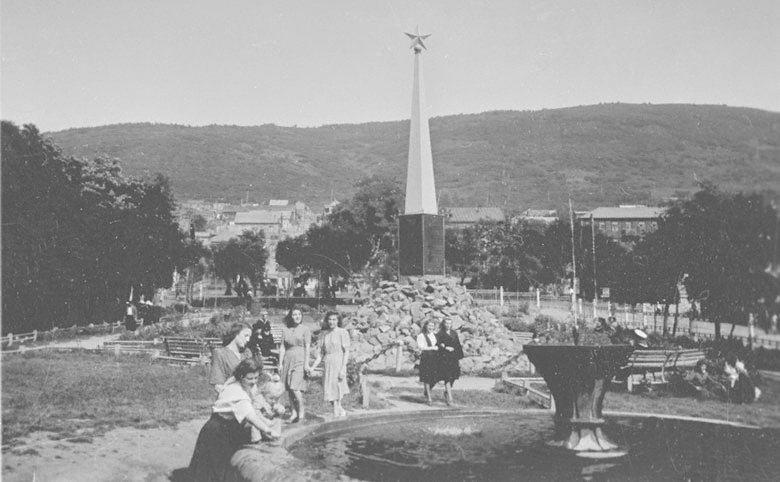 анна фото города
