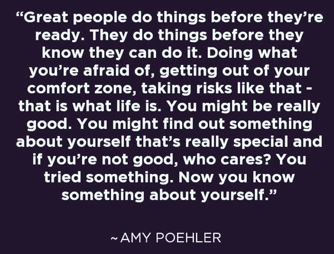 Happy birthday to the one and only Amy Poehler!