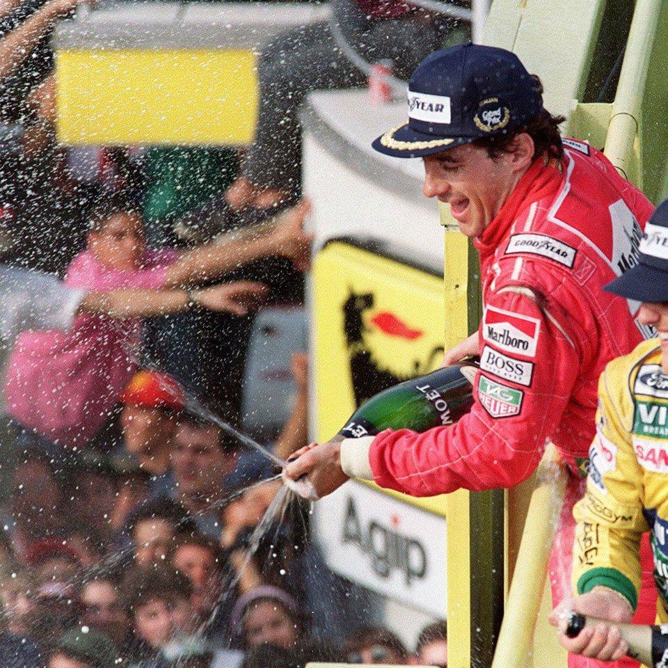 Como a Torcida Ayrton Senna amava esse m...