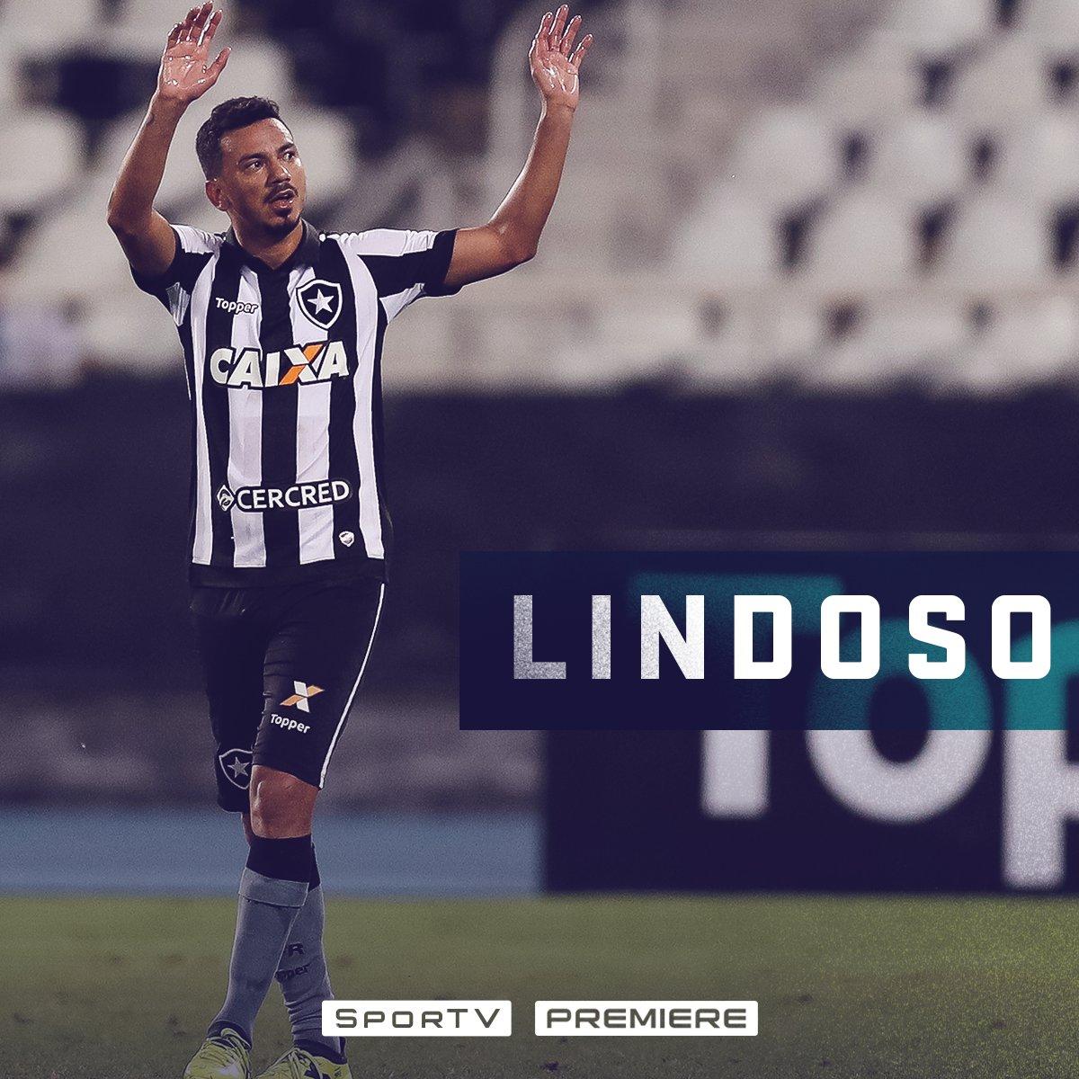 SABADÃO NO G-6! Fogão faz bonito e vence o Santos com tranquilidade no Nilton Santos! #BrasileiraoNoSporTV