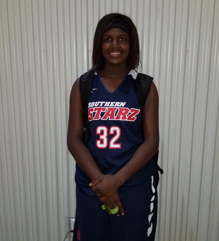 Amiya Payne Class of 2021 from Trussville, Alabama. Alabama Southern STARZ #watchlist <br>http://pic.twitter.com/LXvMdjCdgi