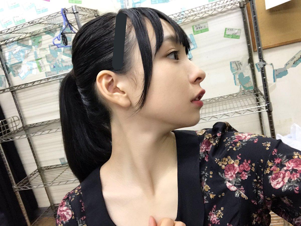 一ノ瀬みか 今日はなんの髪型にしようかなhttp://kmyd.jp/road_to_3/ #神宿 #一ノ瀬みかpic.twitter.com/HRyr8xmaTR