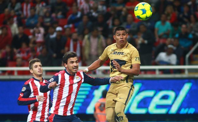 Guadalajara empata 1-1 ante Pumas
