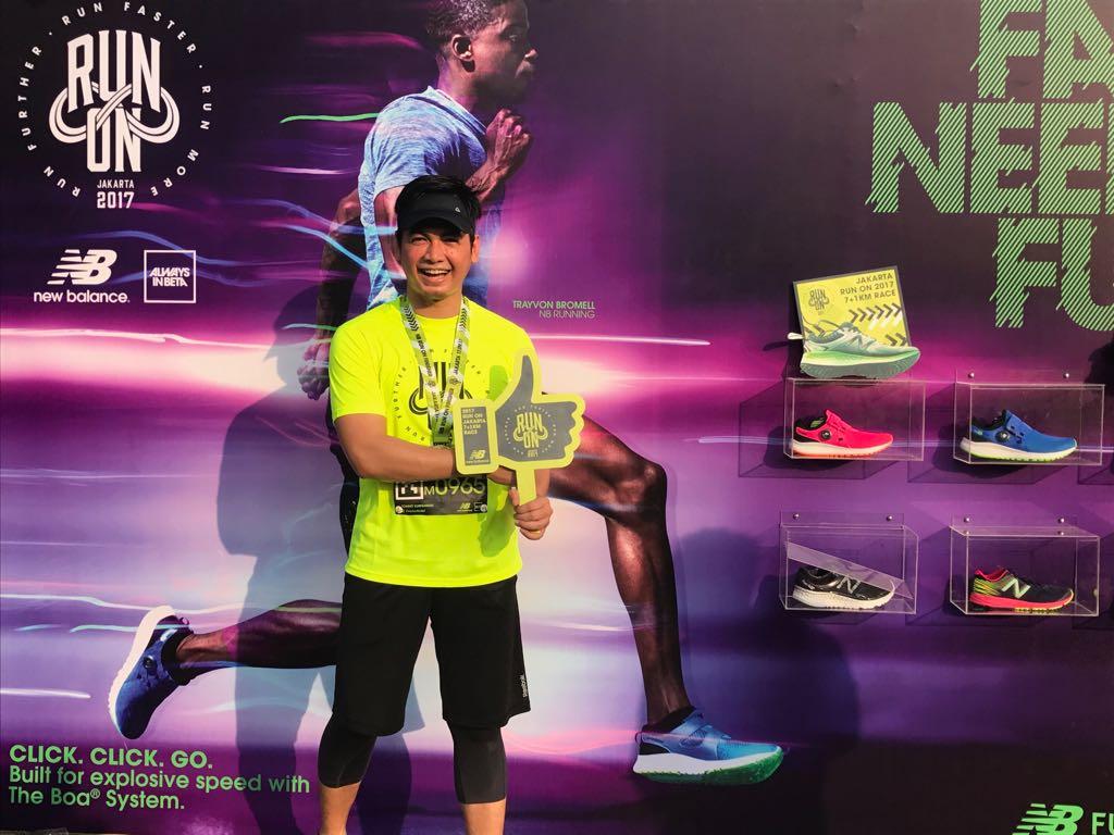 new balance run alam sutera 2017