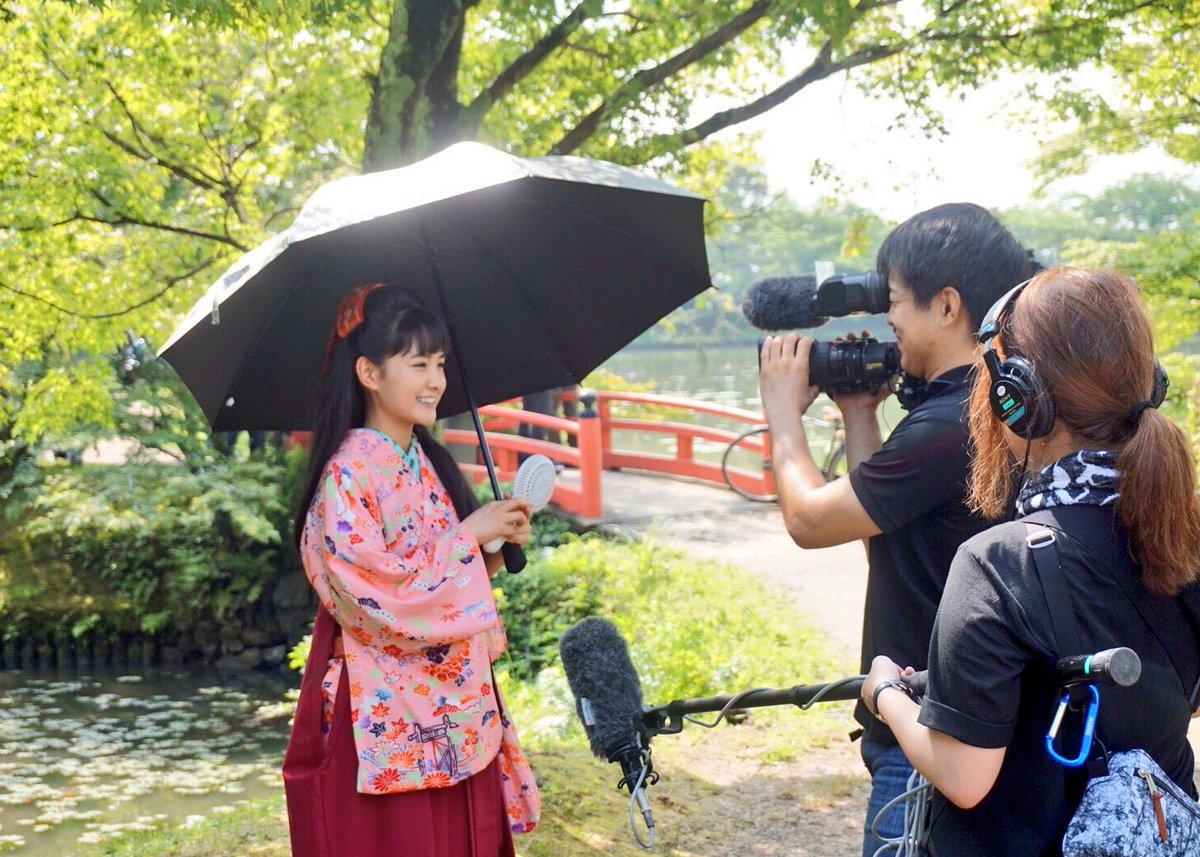 ✨OAのお知らせ✨by staff  NHK総合 もうすぐ!連続テレビ小説「わろてんか」  9月18…